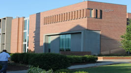 Valparaiso University Christopher Center Library