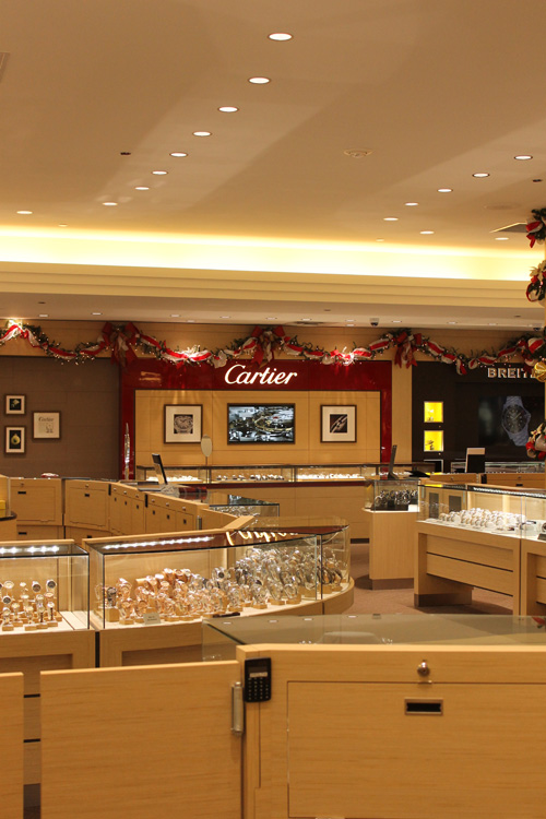 Retail Projects By Kleckner Interior Systems Chesterton In